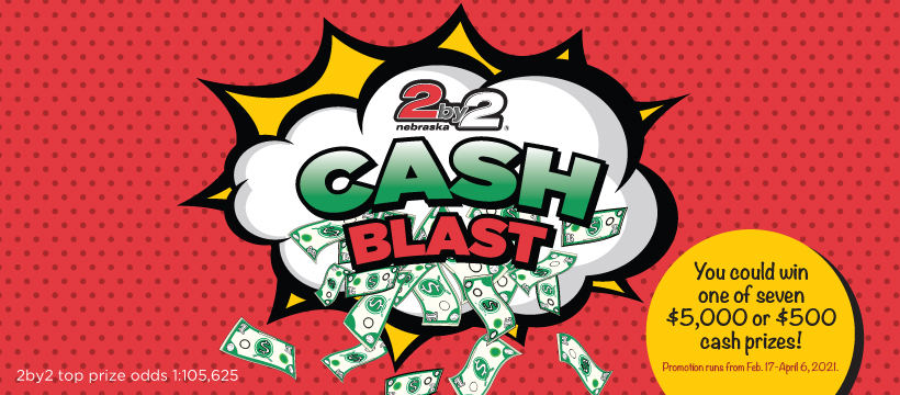 Here's how to double your Cash Blast prize