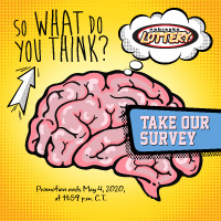 So what do you think? Take our survey