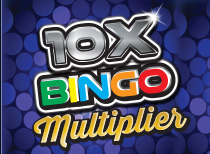 10X Bingo Multiplier